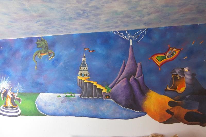 Jonny's Mural