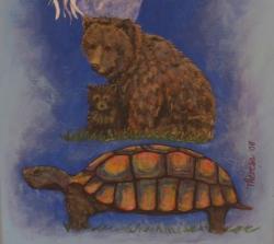 Totem (detail 3)