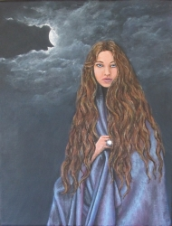 Cloaked in Moonlight & Shadow