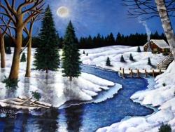 Winter Waning