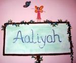 Aaliyah's Mural