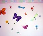 Butterfly Mural (part 1)