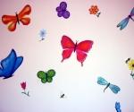 Butterfly Mural (part 2)