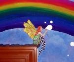 Bryce's Mural (fairy )