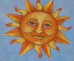 Bryce's Mural (sun)