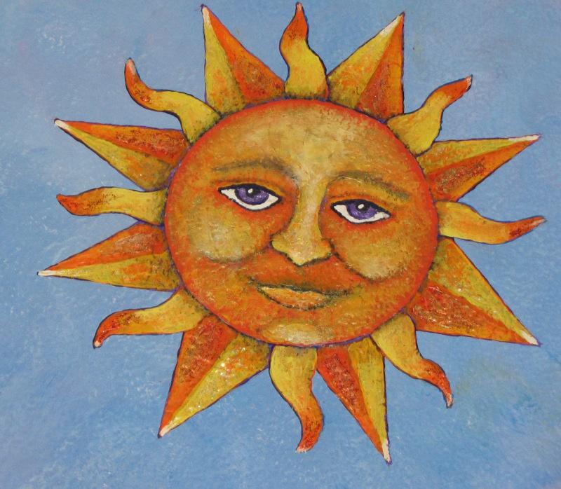 Bryce's Sun