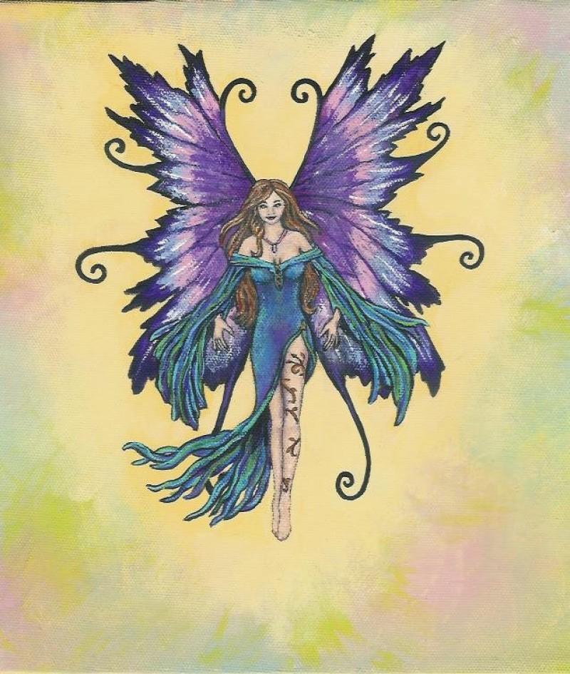 Tina's Fairy