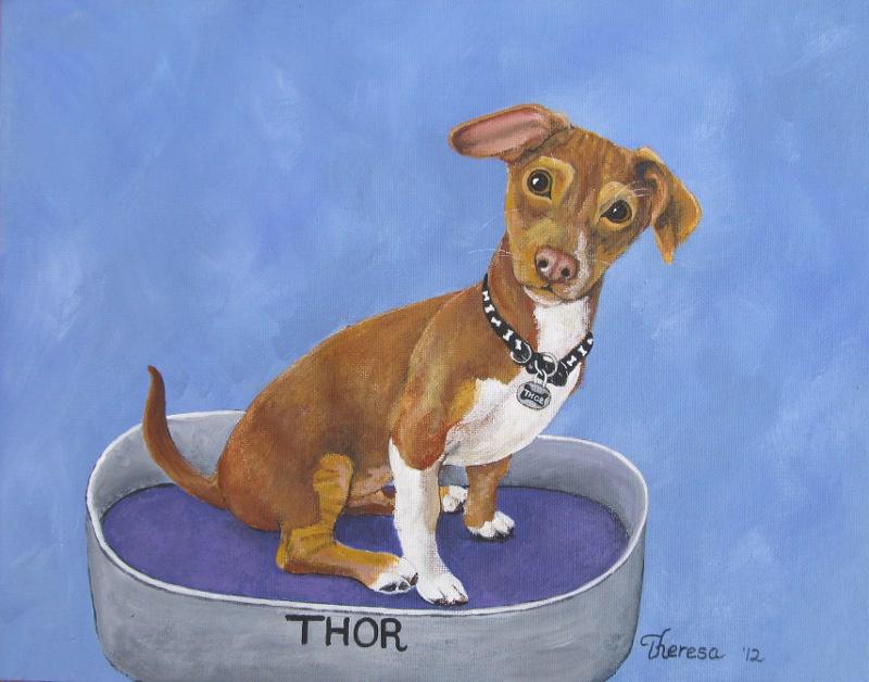 Creature (aka: Thor)