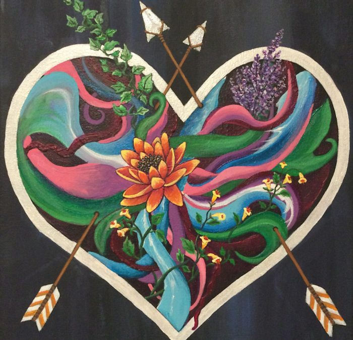 The Blooming Heart